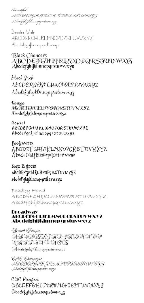 Fonts2b